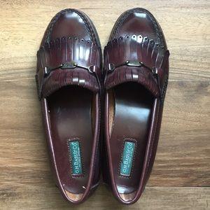 G. H. Bass Kilt Loafers